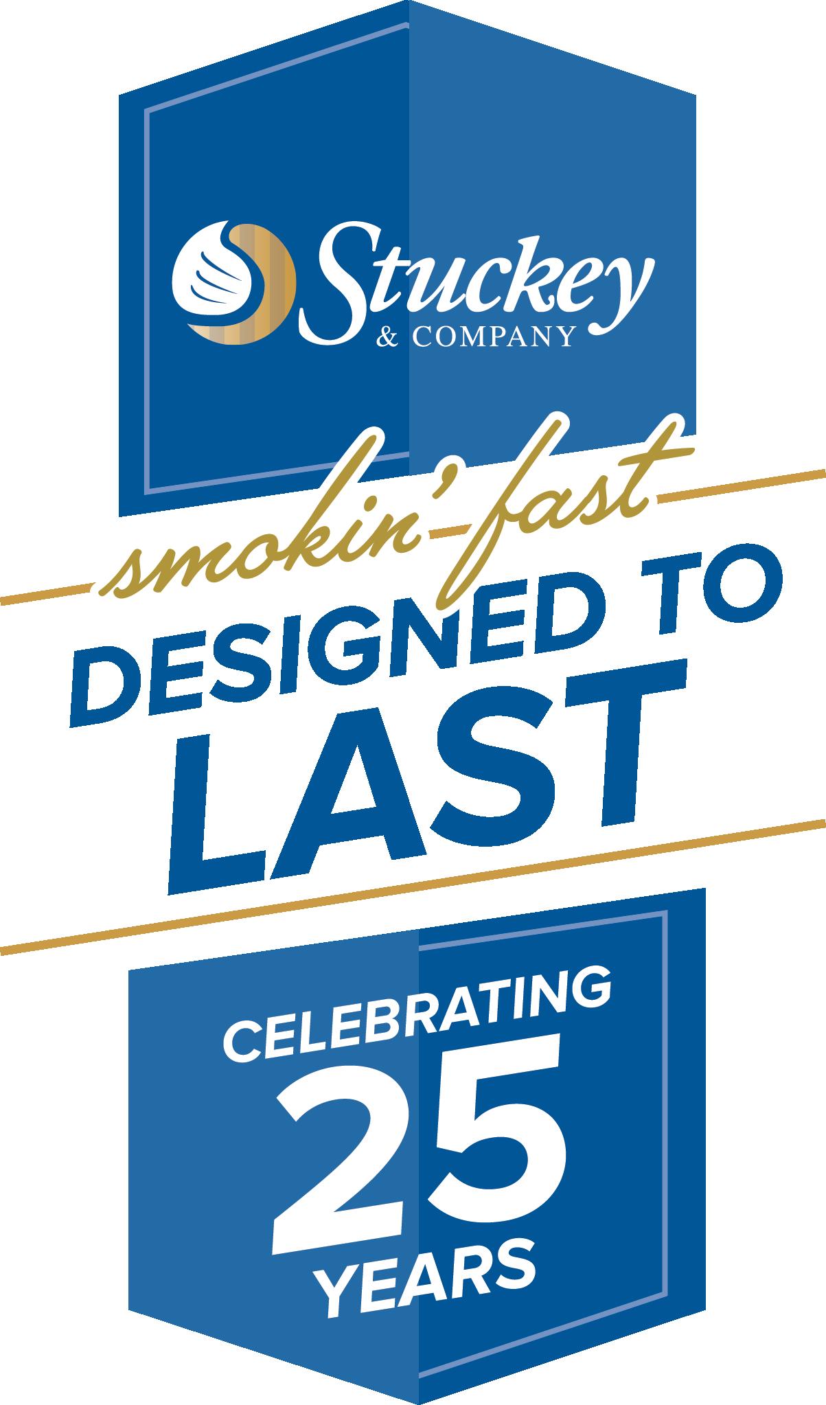 Stuckey & Company Smokin' Fast designed to last