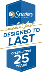Stuckey & Company Smokin' Fast designed to last